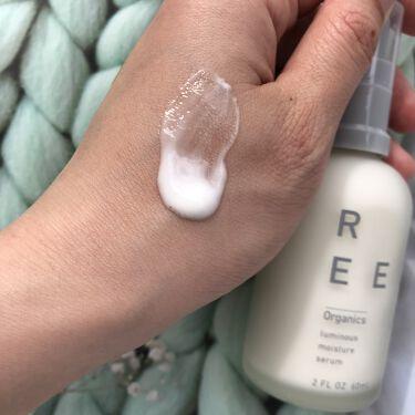 ルミナス モイスチャーセラム/REELA Organics/美容液を使ったクチコミ(5枚目)