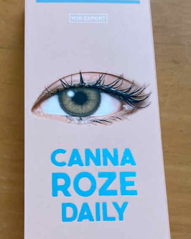 CANNA ROSE DAILY i-DOL (アイドルレンズ)