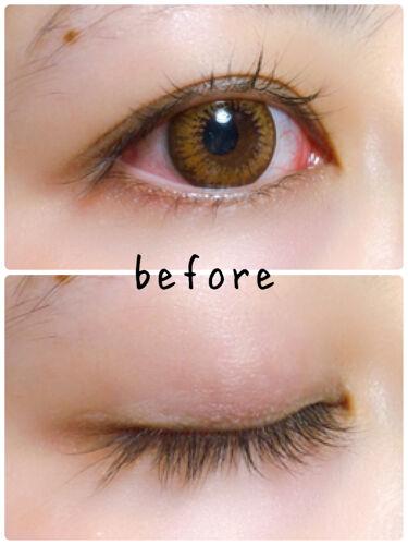 self eyelash perm kit/Qoo10/その他キットセットを使ったクチコミ(3枚目)