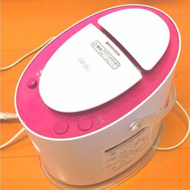 スチーマー ナノケア/Panasonic/スキンケア美容家電を使ったクチコミ(1枚目)