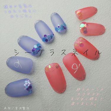 カラフルネイルズ/キャンメイク/マニキュア by yuzuri.