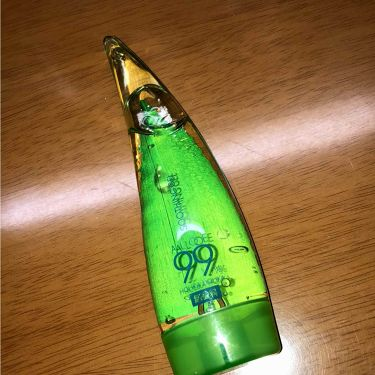 アロエ99% スージングジェル/ホリカホリカ/ボディローション・ミルクを使ったクチコミ(1枚目)