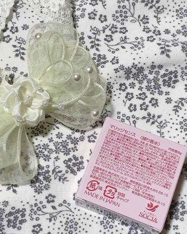 マリッジセンス/ソシア/香水(その他)を使ったクチコミ(4枚目)