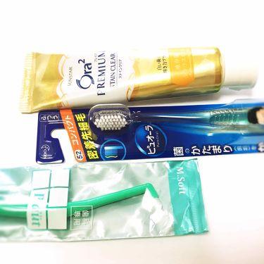 赤眼鏡さんの「ピュオーラピュオーラ ハブラシ<歯ブラシ・デンタルフロス>」を含むクチコミ