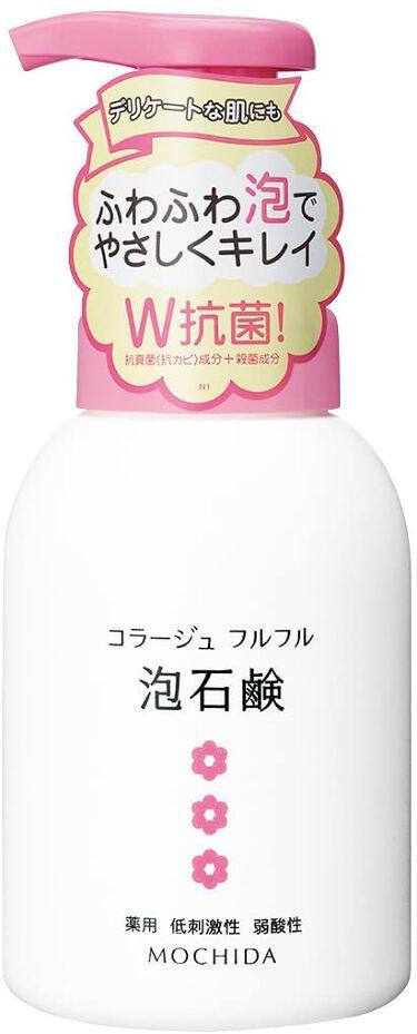 コラージュフルフル 泡石鹸 300ml(ピンク)