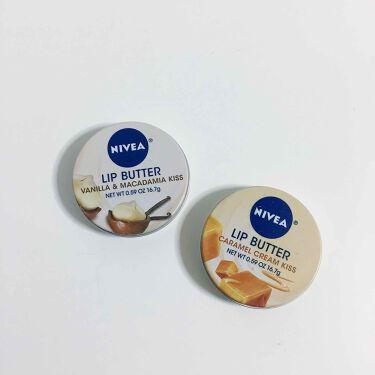 リップバター/ニベア/リップケア・リップクリームを使ったクチコミ(1枚目)