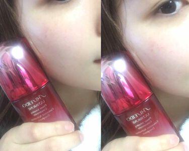 アルティミューン パワライジング コンセントレート/SHISEIDO/美容液を使ったクチコミ(1枚目)