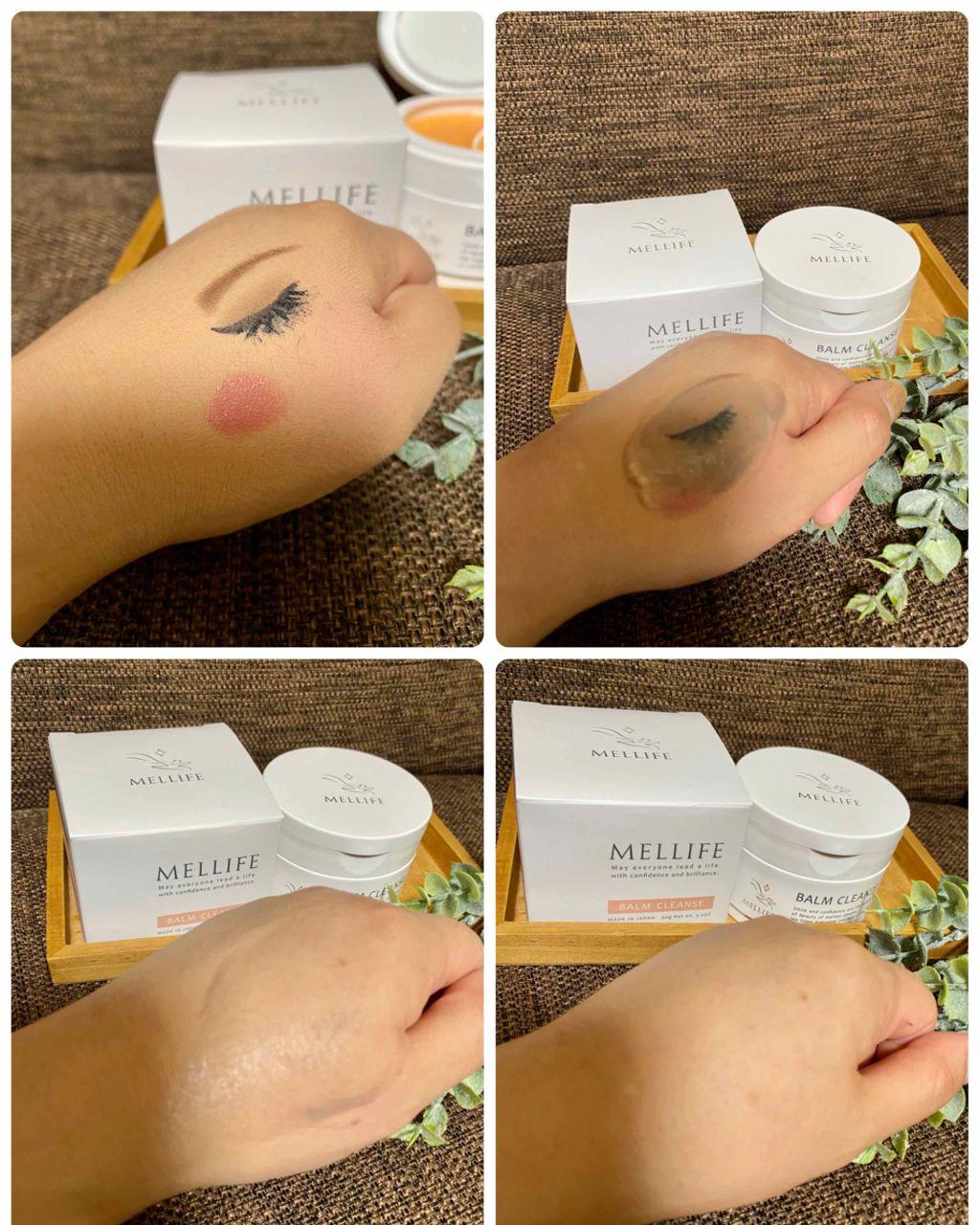 BALM CLEANSE|MELLIFEの口コミ「【MELLIFE(メリフ)BALMCLEA..」 by ようちゃん(混合肌) | LIPS
