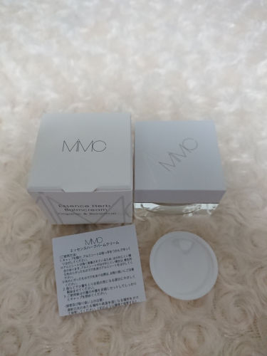 エッセンスハーブバームクリーム/MiMC/フェイスオイル・バームを使ったクチコミ(3枚目)