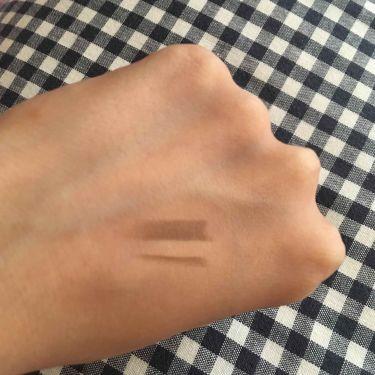 アイブロウ 三角芯D/DAISO/アイブロウペンシルを使ったクチコミ(2枚目)