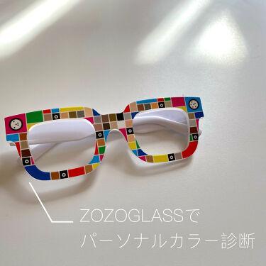 ZOZOGLASS/ZOZOTOWN/その他を使ったクチコミ(1枚目)