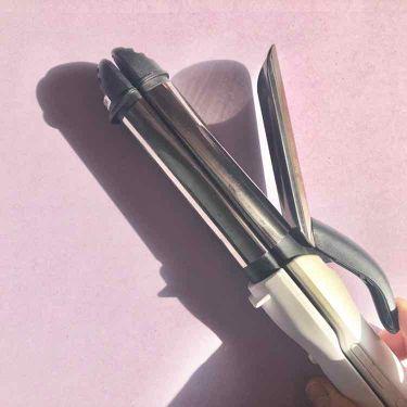 アドバンススマート 2WAYアイロン MHI-3283-W/mod's hair(美容家電)/ヘアケア美容家電を使ったクチコミ(2枚目)
