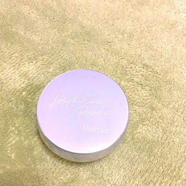 フェイスパウダー 薬用美白オークル  <医薬部外品>/クリアラスト/プレストパウダーを使ったクチコミ(2枚目)