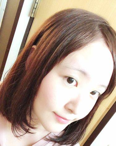 泡カラー/リーゼ プリティア/ヘアカラー・白髪染め・ブリーチを使ったクチコミ(3枚目)