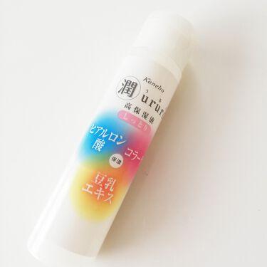 美白液(さっぱり)/潤(うるり)/オールインワン化粧品を使ったクチコミ(1枚目)