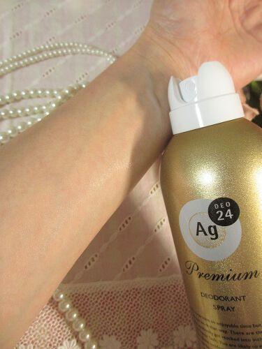 エイジデオスプレー/エージーデオ24/デオドラント・制汗剤を使ったクチコミ(4枚目)