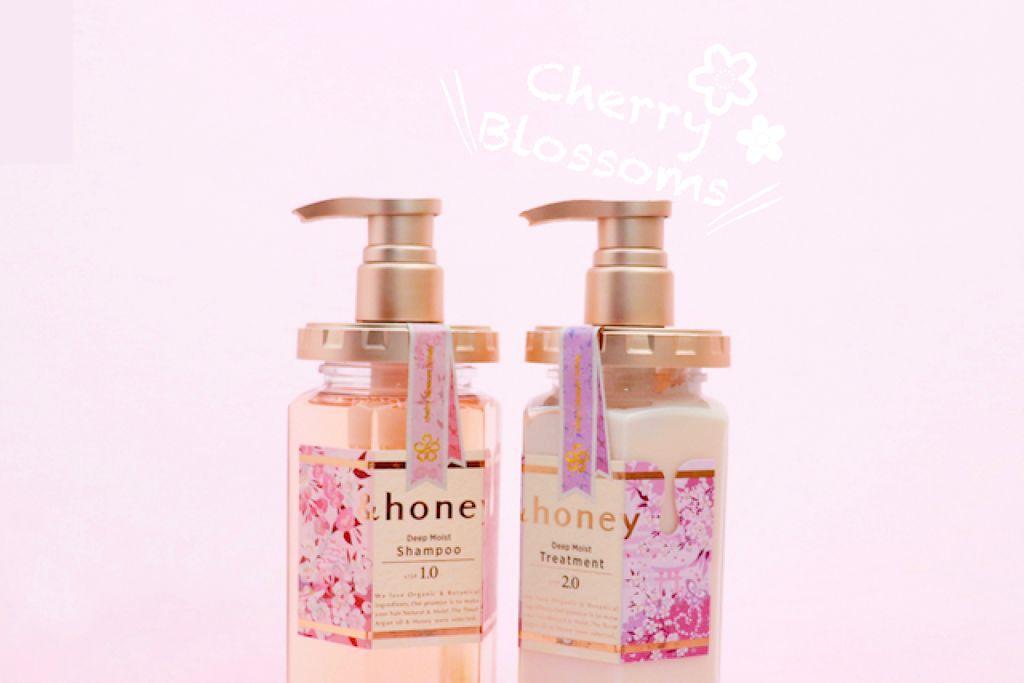お花の香りをまといたい...♡自然にふんわり香る、桜のシャンプーって?のサムネイル