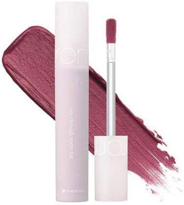 シースルーマットティント 韓服エディション #10 blush purple