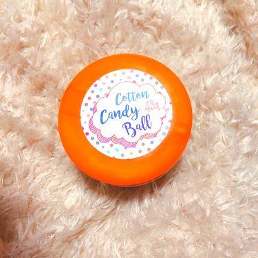COTTON CANDY BALL/Alive:Lab/その他スキンケアを使ったクチコミ(1枚目)