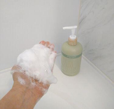 温泉藻配合ボディクレンザー/ONSENSOU/ボディソープを使ったクチコミ(2枚目)