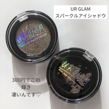 🐈𝐶ℎ𝑖𝑛𝑎𝑡𝑢🐈 on LIPS 「URGLAM▷SPARKLEEYESHADOW¥300+tax..」(1枚目)