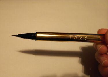 ULTRA-PRECISION Lasting Eyeliner/1028/リキッドアイライナーを使ったクチコミ(2枚目)