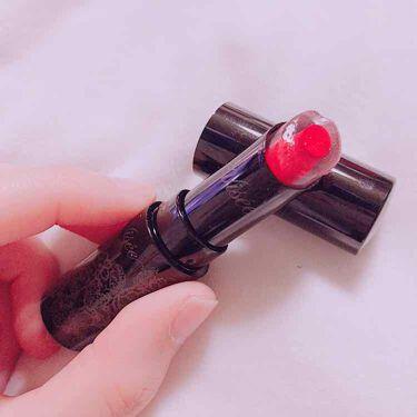 リシェ クリスタルデュオ リップスティック/ヴィセ/口紅を使ったクチコミ(1枚目)