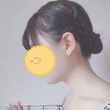 まとめ髪スティック スーパーホールド/マトメージュ/ヘアワックス・クリームを使ったクチコミ(3枚目)