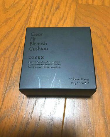 Clear Fit Blemish Cushion/COSRX/その他ファンデーションを使ったクチコミ(1枚目)