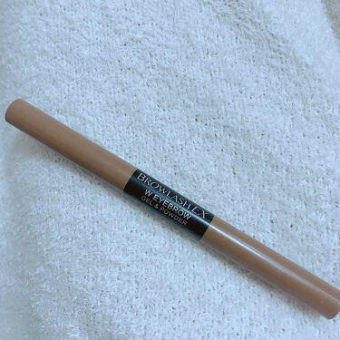かわにしみき(みきぽん)さんの「ブロウラッシュEXウォーターストロング Wアイブロウ (ジェルペンシル&パウダー)<パウダーアイブロウ>」を含むクチコミ