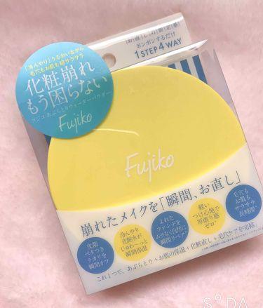Fujiko あぶらとりウォーターパウダー/Fujiko/プレストパウダーを使ったクチコミ(2枚目)