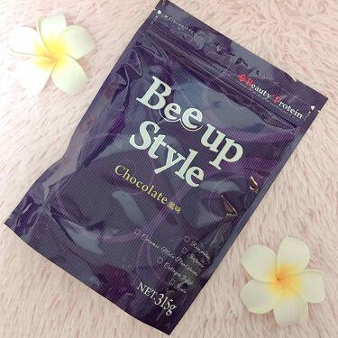 Bee up Style/4care/ボディシェイプサプリメントを使ったクチコミ(1枚目)