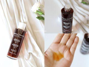 Active Serum(アクティブセラム )/CAROLE FRANCK/美容液を使ったクチコミ(2枚目)