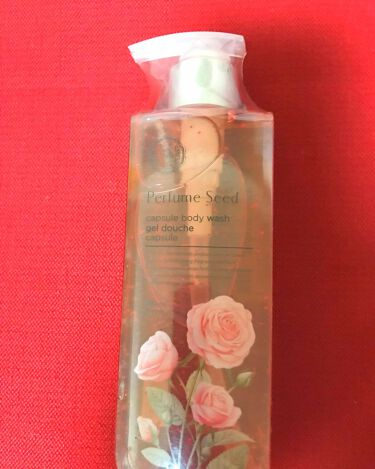 yuuさんの「THE FACE SHOPPerfume Seed capsule body wash gel douche capsule <ボディソープ>」を含むクチコミ