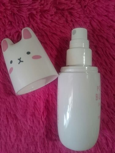 ポケット・バニーミスト/TONYMOLY/ミスト状化粧水を使ったクチコミ(2枚目)