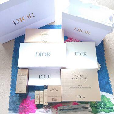 プレステージ ソヴレーヌ オイル/Dior/フェイスオイルを使ったクチコミ(9枚目)