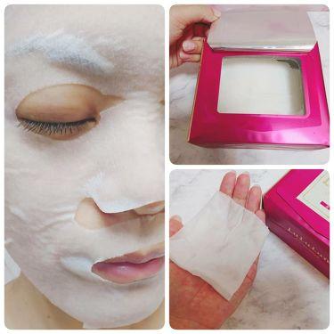 ルルルンプレシャス RED 濃密保湿のRED/ルルルン/パック・フェイスマスクを使ったクチコミ(2枚目)