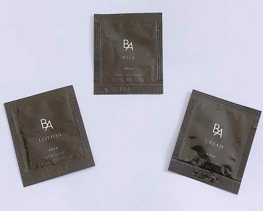 B.A ミルク/B.A/乳液を使ったクチコミ(1枚目)