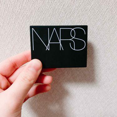デュオアイシャドー/NARS/パウダーアイシャドウを使ったクチコミ(1枚目)