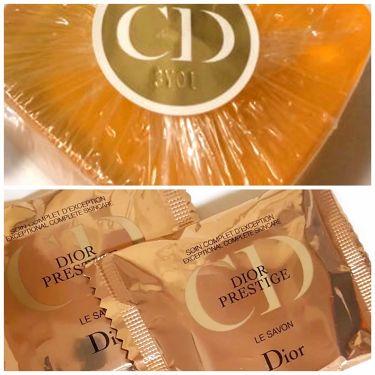 プレステージ ル サヴォン/Dior/洗顔石鹸を使ったクチコミ(2枚目)
