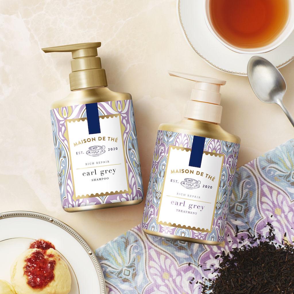 バスタイムがご褒美に。【リピ確定】紅茶の新シャンプーがトレンドの予感!のサムネイル