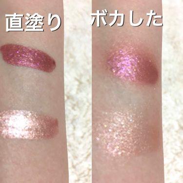 フジコシェイクシャドウ/Fujiko/リキッドアイシャドウを使ったクチコミ(4枚目)
