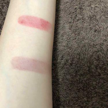 ルージュ アンリミテッド(クリスマスコフレ2018)/shu uemura/口紅を使ったクチコミ(2枚目)