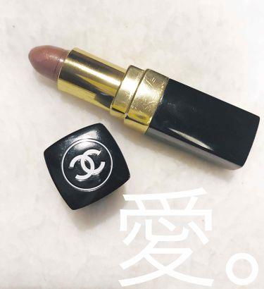 ルージュ ココ/CHANEL/口紅を使ったクチコミ(1枚目)