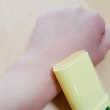 ウォッシャブル UV クリアスティック/CEPYNUS MORE(セピナス モア)/日焼け止め(顔用)を使ったクチコミ(3枚目)