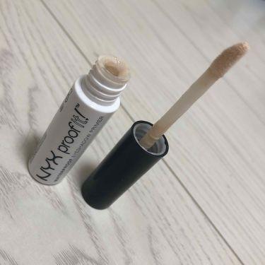 アイシャドウベース/NYX Professional Makeup/化粧下地を使ったクチコミ(2枚目)