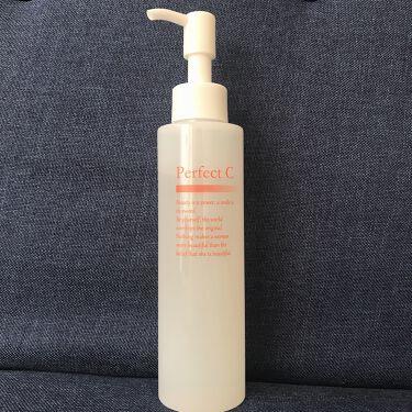 パーフェクトC クレンジング&洗顔ジェル/Perfect C/クレンジングジェルを使ったクチコミ(2枚目)