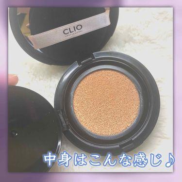 キルカバークッションファンデーション/CLIO/その他ファンデーションを使ったクチコミ(2枚目)