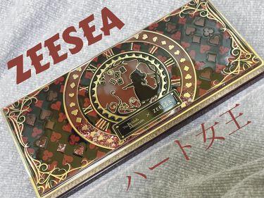 アリスドリームランドシリーズ 12色アイシャドウパレット/ZEESEA/パウダーアイシャドウを使ったクチコミ(1枚目)