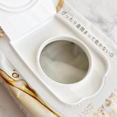 【画像付きクチコミ】最近お気に入りのオールインワンなシートマスクのご紹介です🤗これひとつでなんと5役の役割を果たしてくれます❣️💟なめらか本舗リンクルシートマスクNなめらか本舗のイソフラボン含有シリーズって人気ですよね🎶今まで乳液やクリームは使ったことあ...